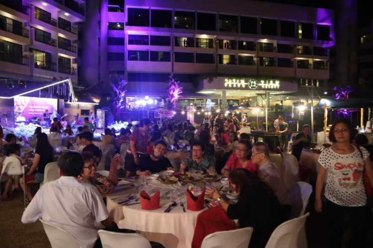 The Best Of Street Food Fiesta Jadi Awal Perjalanan Wisata
